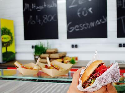 Burger Foodtrailer
