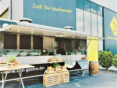 Foodtruck in Holtwick